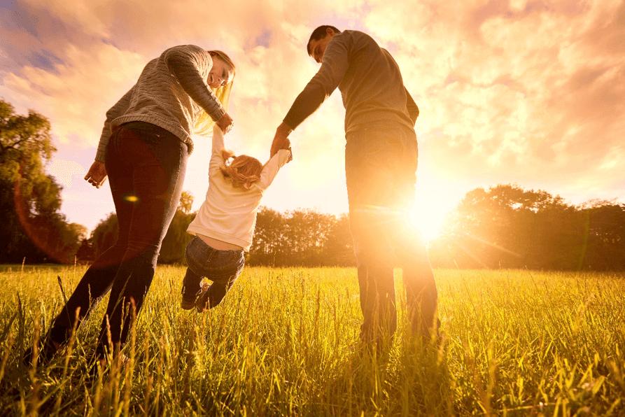 Vaiko ir tėvų ryšys