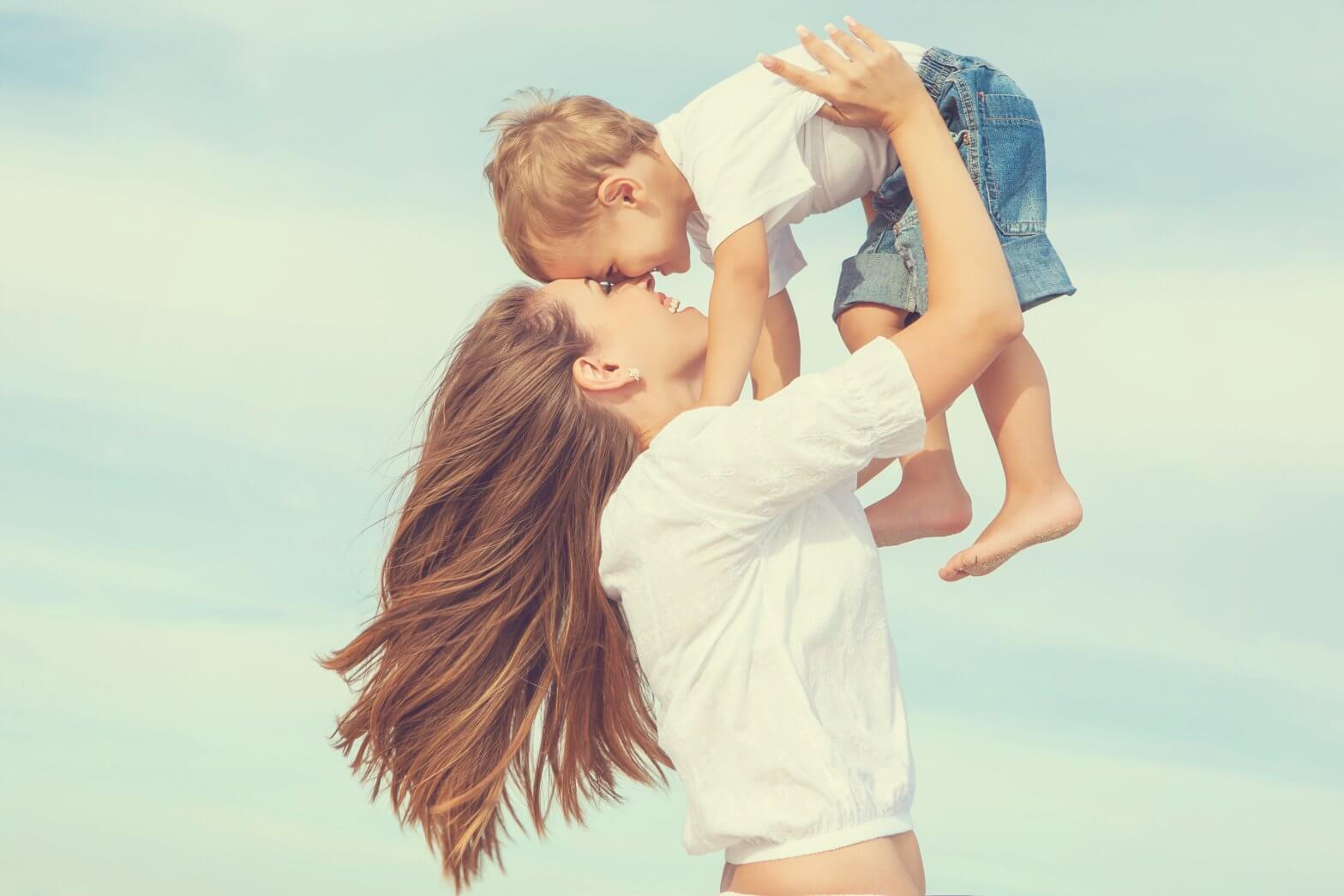 Mama ir vaikas Atopinis.lt